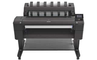 HP DesignJet T920 grootformaat printer
