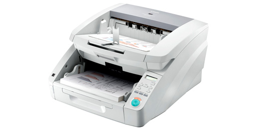 Canon DR-G1100 scanner – productiescanner pur sang