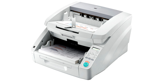 Canon DR-G1130 scanner – robuuste productiescanner