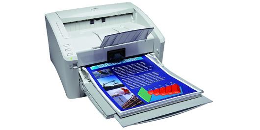 Canon DR-6010C scanner – snelle afdelingsscanner