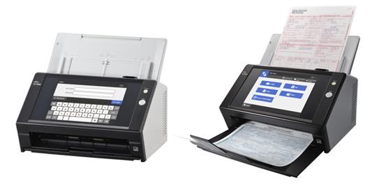 Fujitsu N7100 scanner