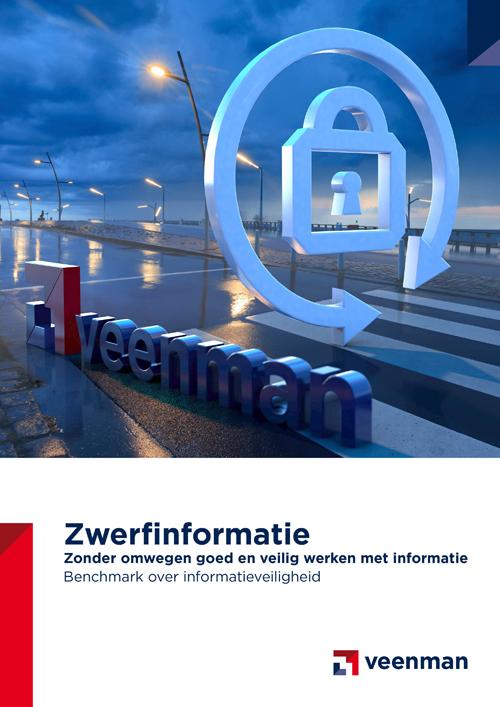 rapport zwerfinformatie Veenman