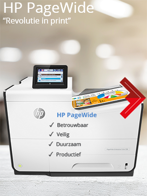 "HP PageWide ""Revolutie in print"""