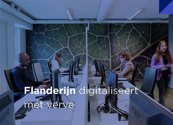 Klantcase informatiemanagement Flanderijn