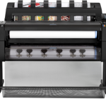 HP DesignJet T1530 printer vooraanzicht