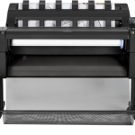 HP DesignJet T930 printer vooraanzicht