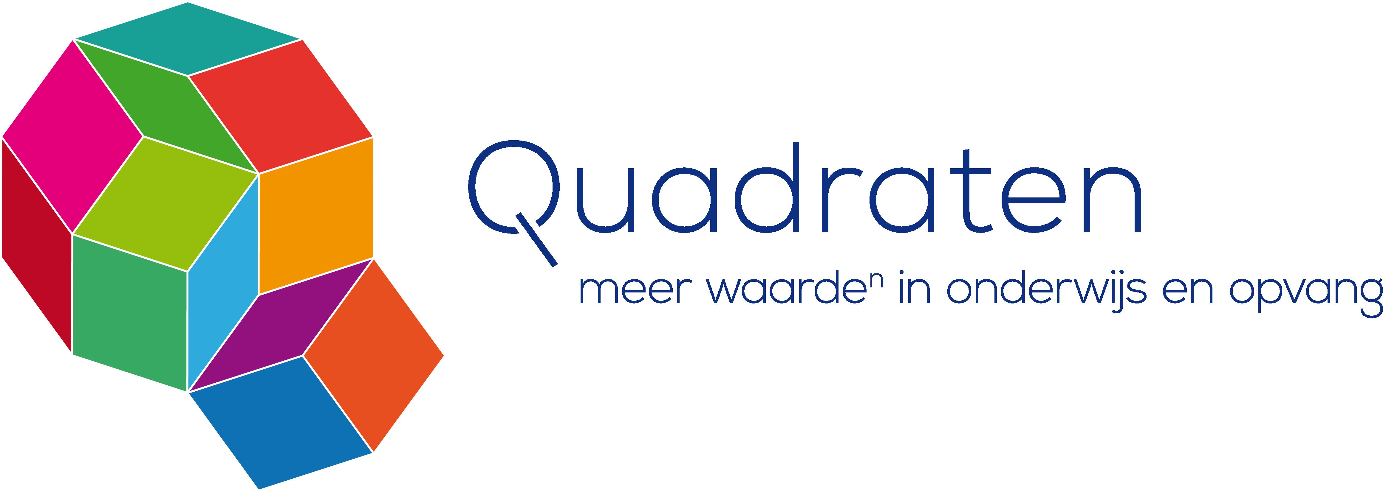 Logo Quadraten