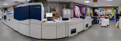 Bedrijfsprinters en scanners